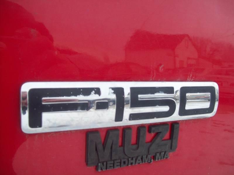 2006 Ford F-150 XL 2dr Regular Cab Styleside 6.5 ft. SB - Milford NH