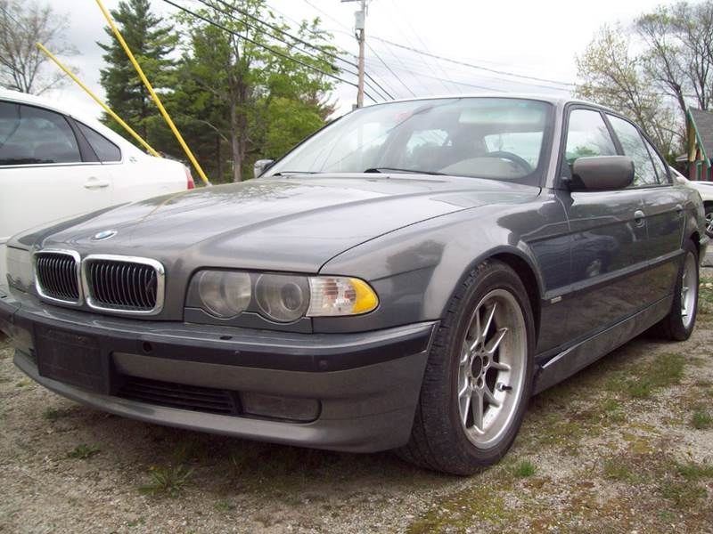 2001 BMW 7 Series 740i 4dr Sedan - Milford NH