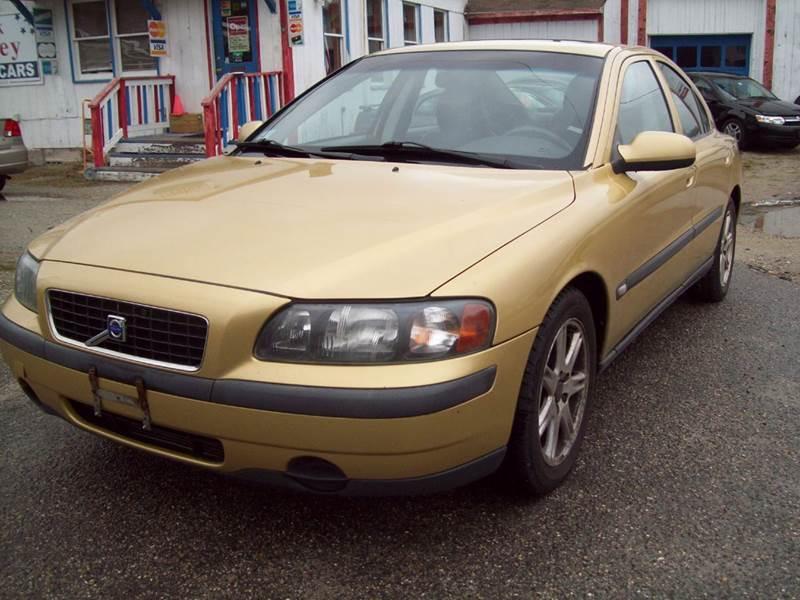 2001 Volvo S60 2.4 4dr Sedan - Milford NH