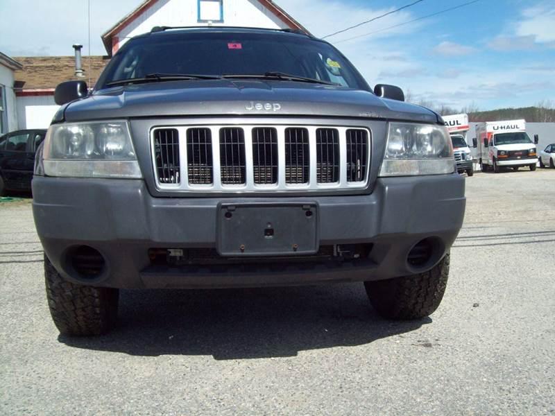 2004 Jeep Grand Cherokee 4dr Laredo 4WD SUV - Milford NH