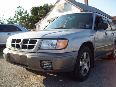 1999 Subaru Forester For Sale In Milford NH