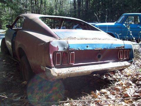1969 Ford Mustang for sale in Milford, NH