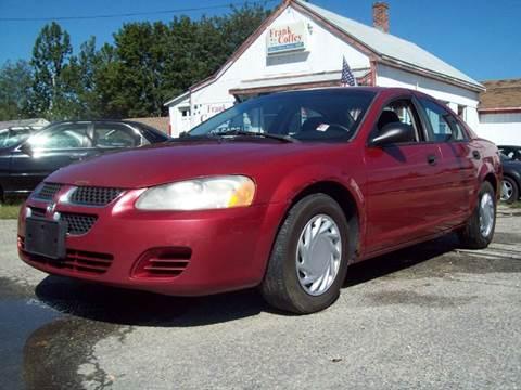 2004 Dodge Stratus