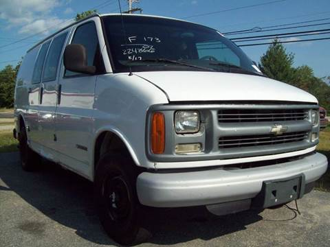 2002 Chevrolet Express Cargo for sale in Milford, NH