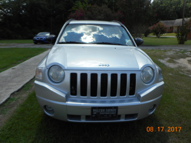 2007 JEEP COMPASS LIMITED 4DR SUV silver 2-stage unlocking doors abs - 4-wheel airbag deactivat
