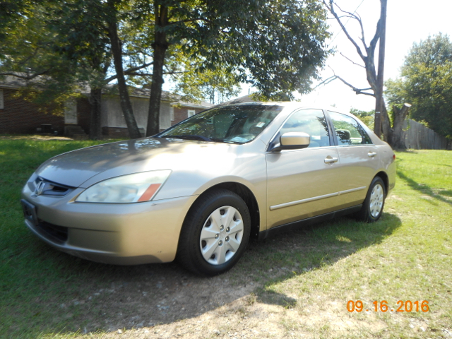2003 HONDA ACCORD LX 4DR SEDAN tan great reliability great price great economy the is a loca