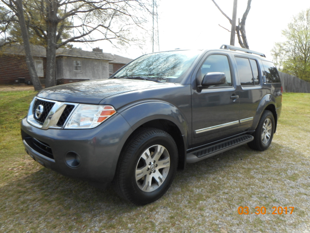 2012 NISSAN PATHFINDER SILVER EDITION 4X2 4DR SUV dark slate silver edition leathe dual power se
