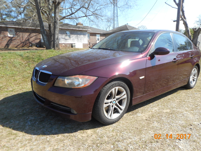2008 BMW 3 SERIES 328I 4DR SEDAN SA burgandy the ultimate driving machine local trade clean insi