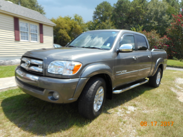 2006 TOYOTA TUNDRA SR5 4DR DOUBLE CAB SB 47L V8 gray hard to find a tundra double cab this nic