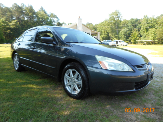 2004 HONDA ACCORD EX V-6 4DR SEDAN gray local one owner great shape inside and out  maintenance