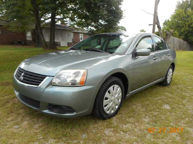 2009 MITSUBISHI GALANT ES 4DR SEDAN satin meisai extra clean inside and out local trade good fu