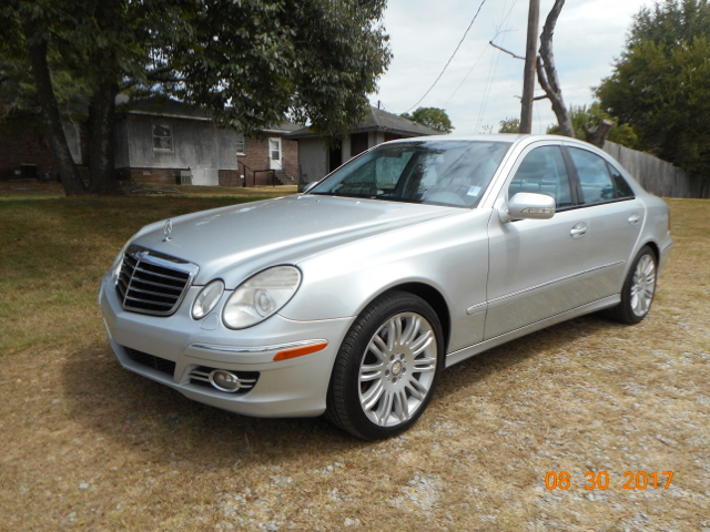 2008 MERCEDES-BENZ E-CLASS E 350 4DR SEDAN silver local car great condition loaded with equipme