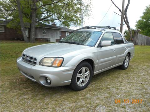 2003 Subaru Baja for sale in Columbia, SC