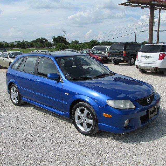Roger Beasley Mazda South >> 2003 Mazda Protege5 for sale in Leander TX