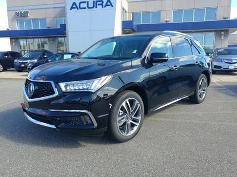 2017 Acura MDX for sale in Seekonk, MA