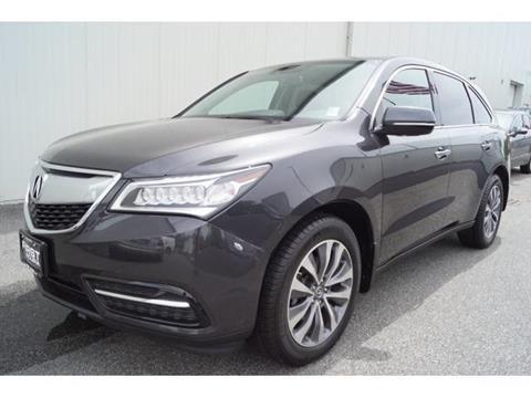 2014 Acura MDX for sale in Seekonk, MA