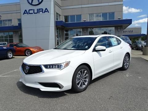 2018 Acura TLX for sale in Seekonk, MA