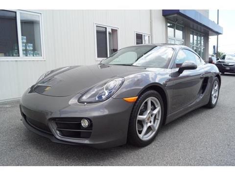 2014 Porsche Cayman for sale in Seekonk, MA