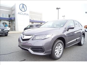 2017 Acura RDX for sale in Seekonk, MA