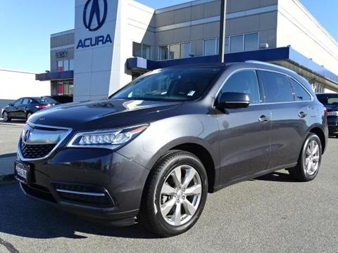 2014 Acura MDX for sale in Seekonk, MA