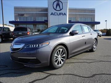 2017 Acura TLX for sale in Seekonk, MA