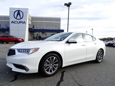 2019 Acura TLX for sale in Seekonk, MA