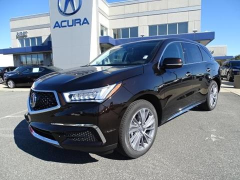 2018 Acura MDX for sale in Seekonk, MA