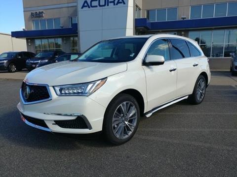 2018 Acura MDX for sale in Seekonk, MA