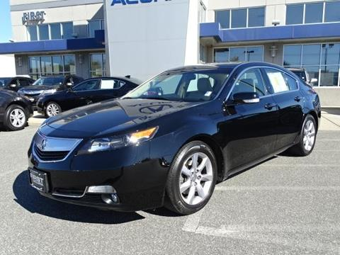2014 Acura TL for sale in Seekonk, MA