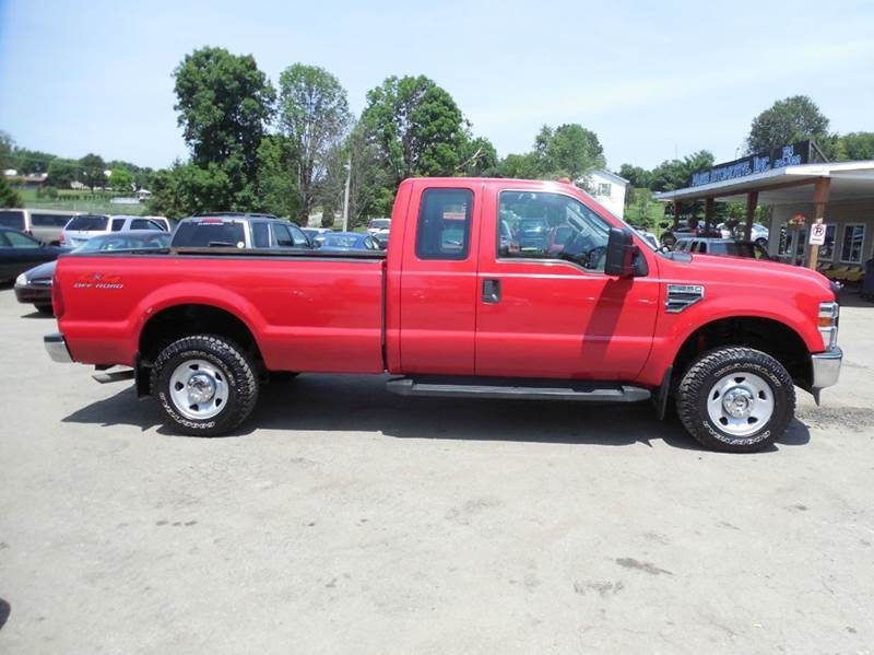 2009 Ford F-250 Super Duty 4x4 XL 4dr SuperCab 8 ft. LB Pickup - Ruffs Dale PA