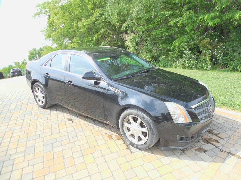 2008 Cadillac CTS 3.6L V6 4dr Sedan - Ruffs Dale PA
