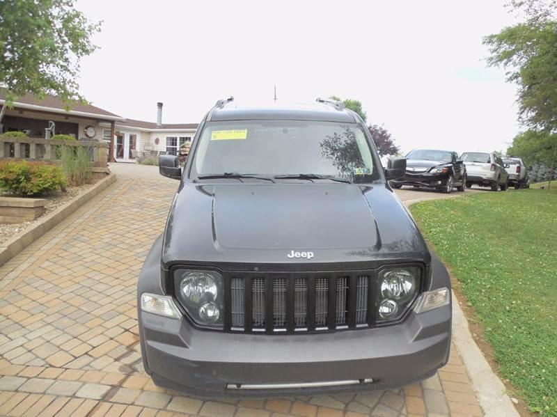 2010 Jeep Liberty 4x4 Renegade 4dr SUV - Ruffs Dale PA