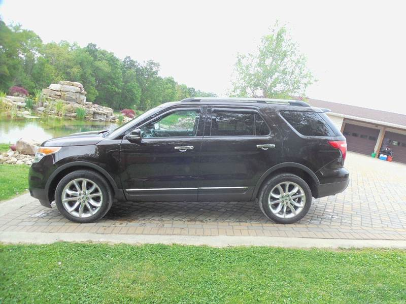 2013 Ford Explorer AWD XLT 4dr SUV - Ruffs Dale PA