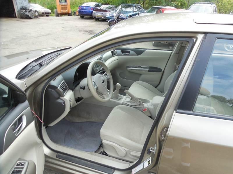 2008 Subaru Impreza AWD 2.5i 4dr Wagon 5M - Ruffs Dale PA