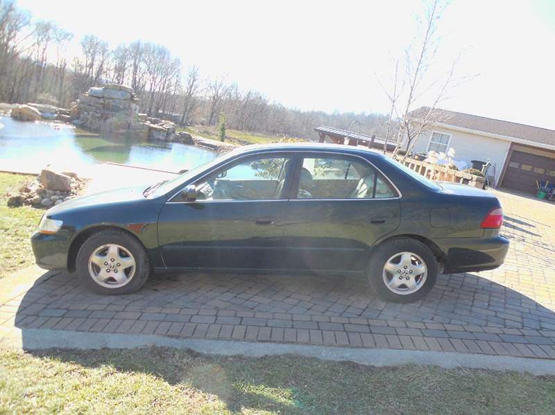 1998 Honda Accord EX V6 4dr Sedan - Ruffs Dale PA