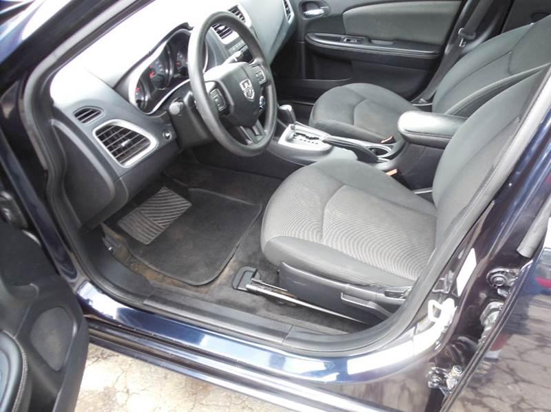 2012 Dodge Avenger SE 4dr Sedan - Ruffs Dale PA