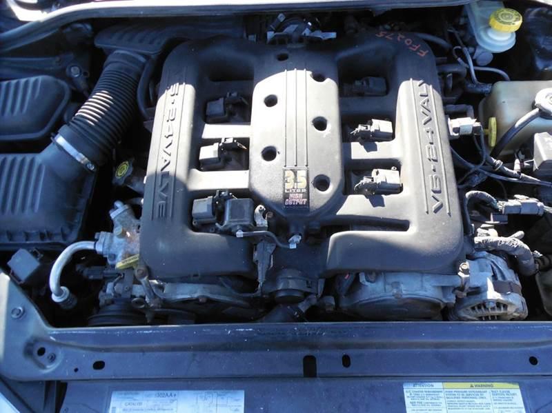 2002 Dodge Intrepid SXT 4dr Sedan - Ruffs Dale PA