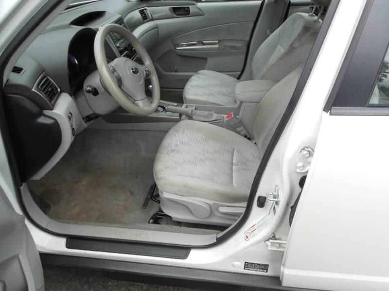 2009 Subaru Forester AWD 2.5 X 4dr Wagon 4A - Ruffs Dale PA