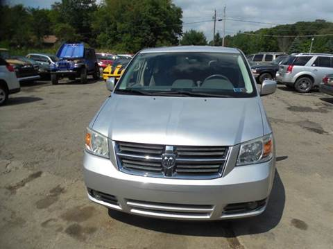 2008 Dodge Grand Caravan for sale in Ruffs Dale, PA