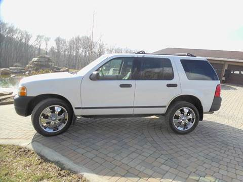 2005 Ford Explorer for sale in Ruffs Dale, PA