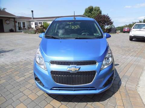 2013 Chevrolet Spark for sale in Ruffs Dale, PA