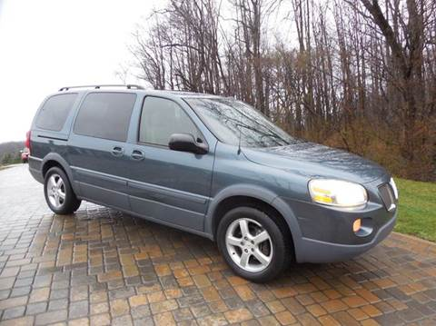 2005 Pontiac Montana SV6 for sale in Ruffs Dale, PA