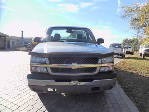 2004 Chevrolet Silverado 1500 for sale in Ruffs Dale, PA