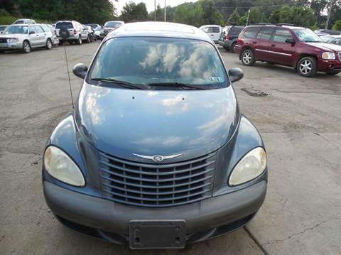 2002 Chrysler PT Cruiser for sale in Ruffs Dale, PA