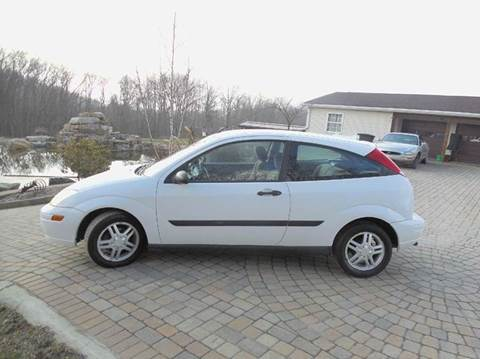 2001 Ford Focus for sale in Ruffs Dale, PA