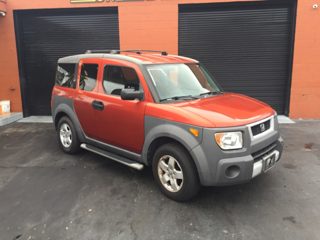 2004 Honda Element Ex Awd 4dr Suv In Fort Myers Fl Mid