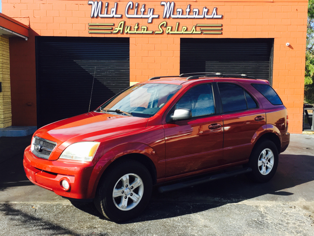 2006 kia sorento lx 4dr suv w automatic in fort myers fl mid city motors. Black Bedroom Furniture Sets. Home Design Ideas