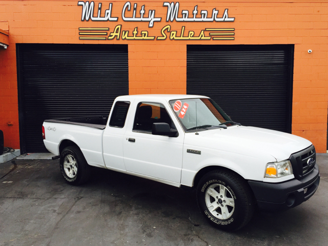 2011 Ford Ranger Xl Fleet 4x4 2dr Supercab In Fort Myers