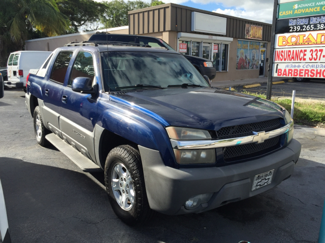 2002 Chevrolet Avalanche 1500 4dr 4wd Crew Cab Sb In Fort