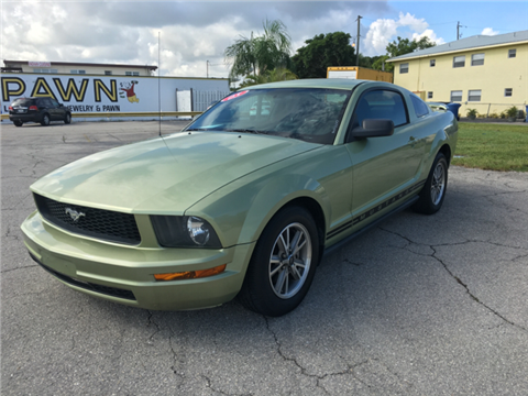 2005 Ford Mustang for sale in Fort Myers, FL